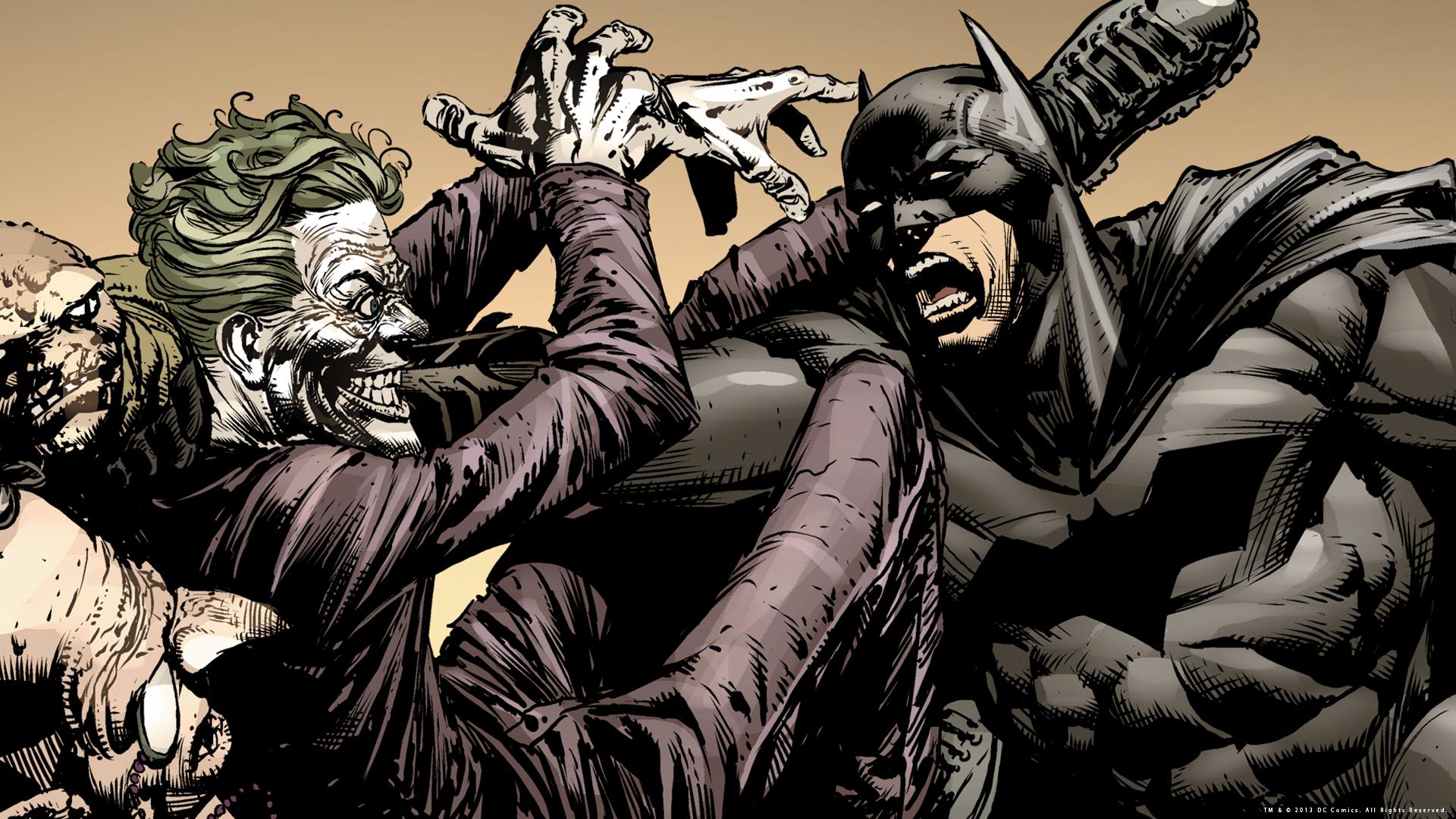 A télécharger : Nouveaux wallpapers pour Batman Le