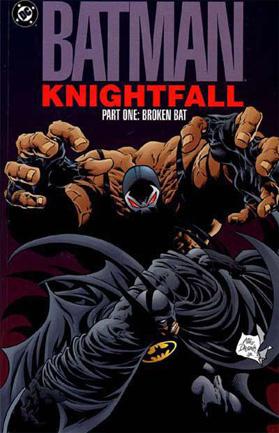 SORTIES LIBRAIRIE URBAN COMICS JUILLET 2012 Knightfall1