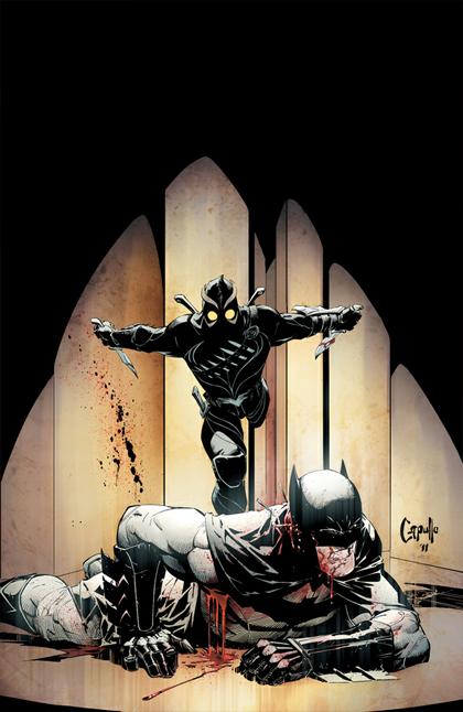 Batman:la cour des hiboux en librairie