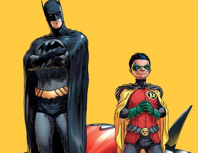 grant morriosn presente batman
