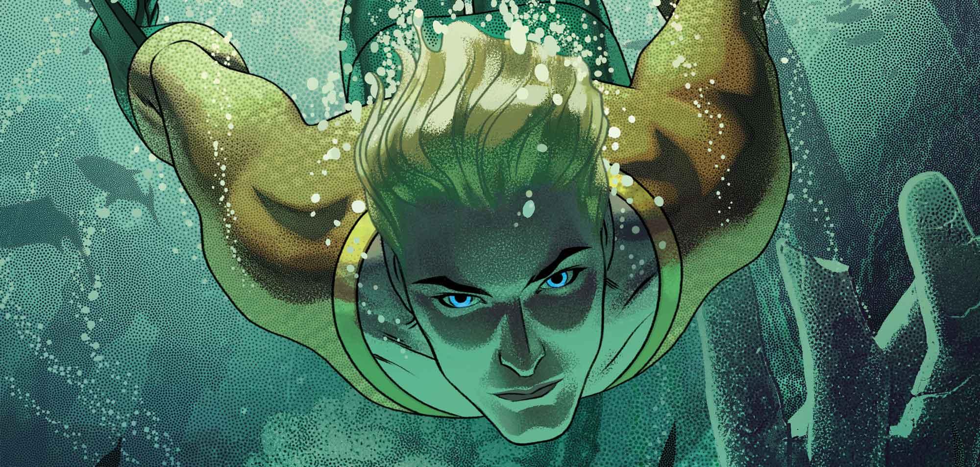 Aquaman a été manchot. Qui est le responsable ?