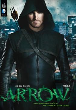 arrow-la-serie-tv-tome-1