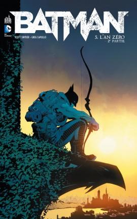 Tu lis quoi en ce moment ? Livre / Comics / Manga / BD... Batman-tome-5-270x429