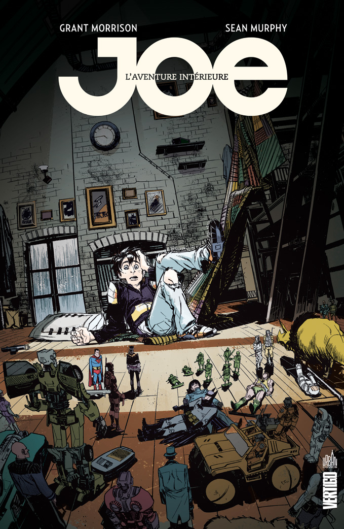 Avis/critiques Comics - Page 3 Joe-laventure-interieure