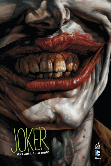 Amateurs de comics ? Joker