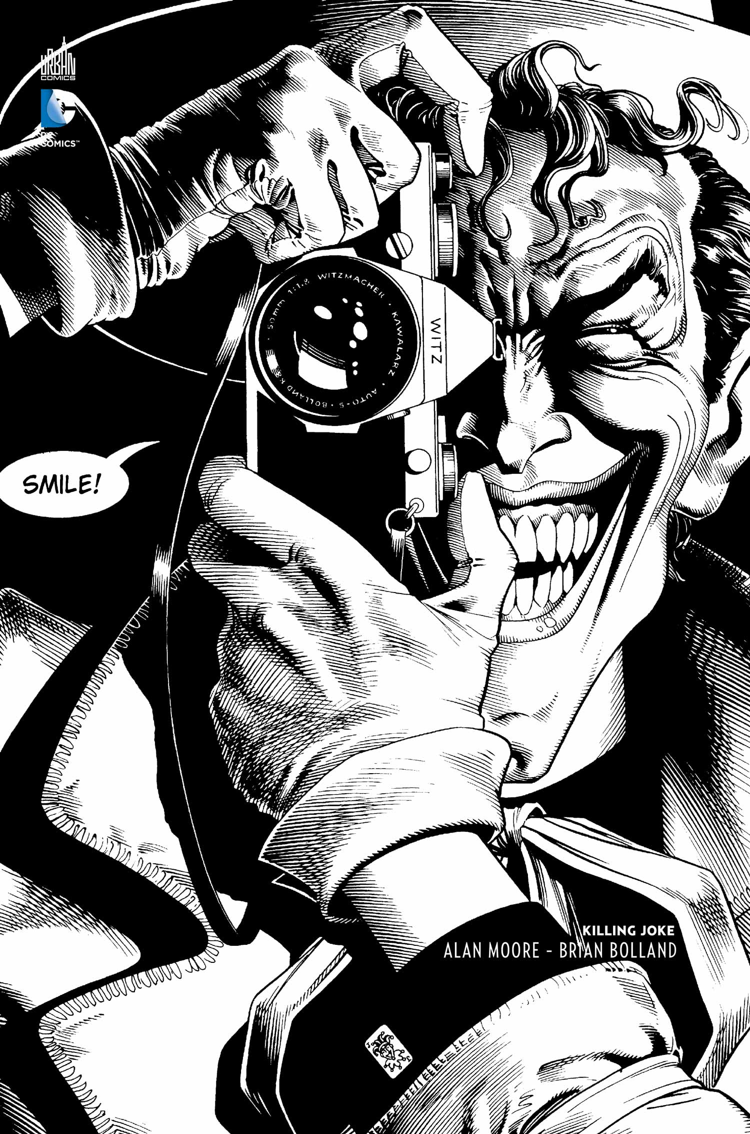 Zombie Joker Coloring Pages
