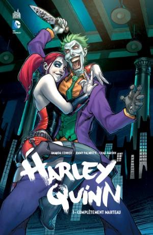 [Terminé] Kigurumi Harley Quinn Harley-quinn-tome-1-300x460