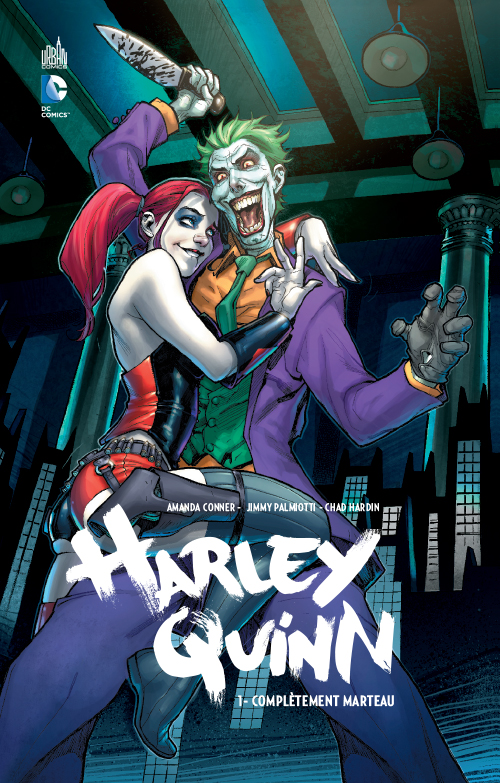 Nos lectures d'avril 2016 - Page 2 Harley-quinn-tome-1