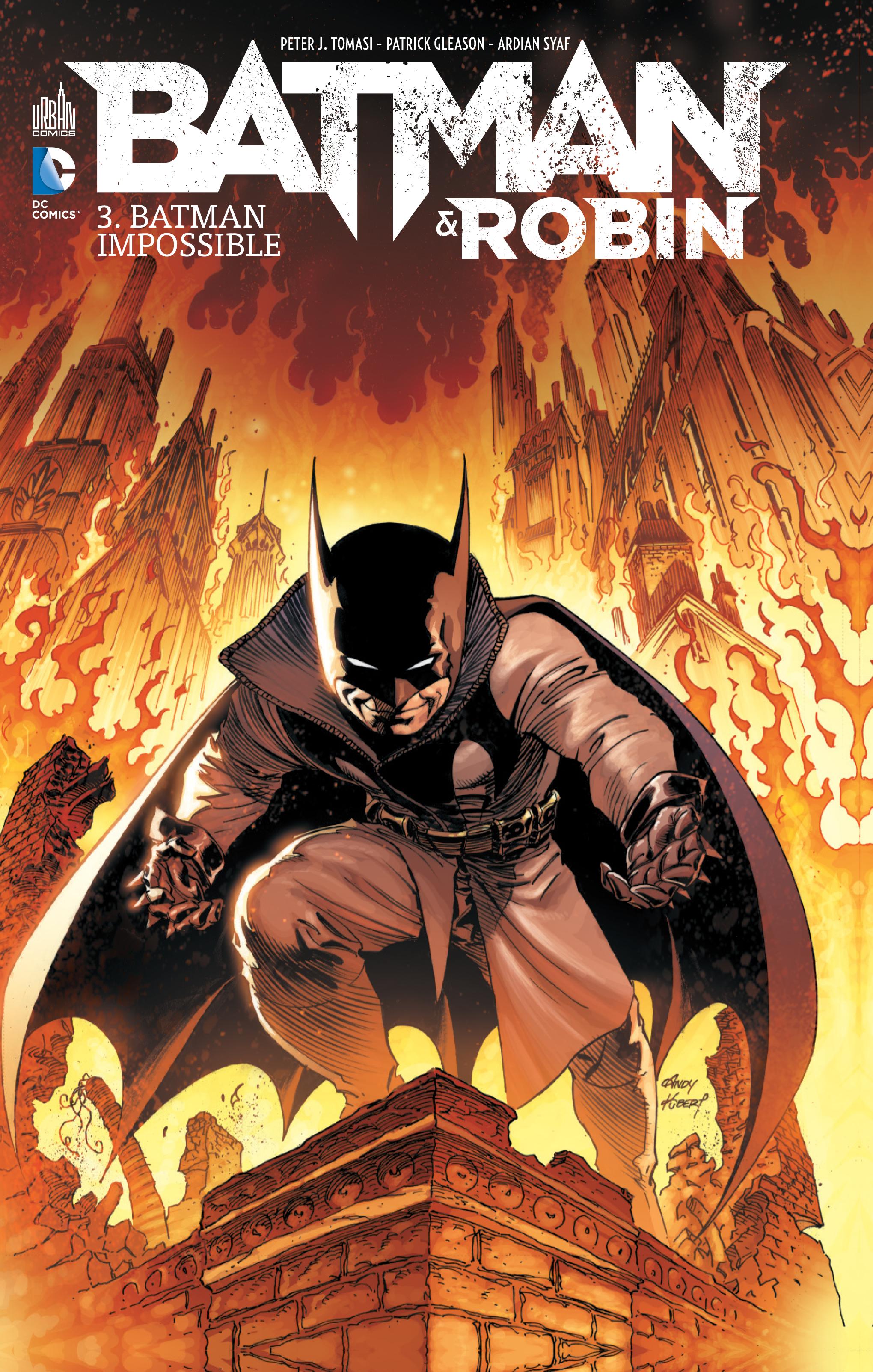 Batman et robin tome 3urban comics - Image de batman et robin ...
