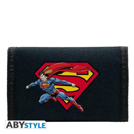dc-comics-portefeuille-superman-navy