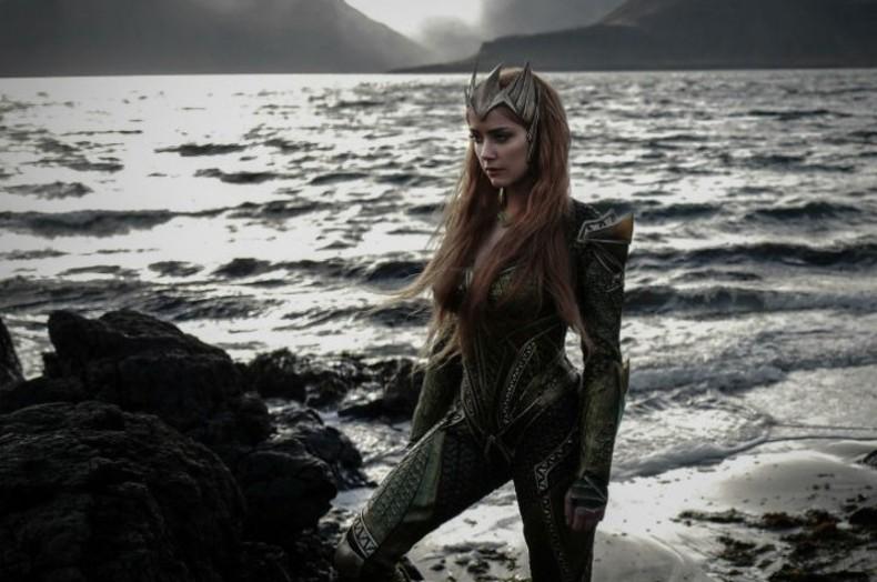 La toute première image de Mera. CREDIT: © 2016 Warner Bros. Entertainment Inc. Zack Snyder / ™ & © DC Comics