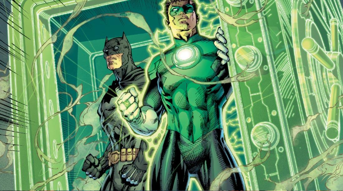 Green Lantern a été créé en...