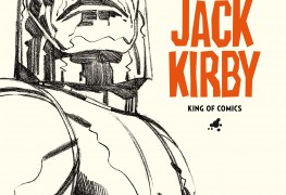 jack-kirby-king-of-comics-par-mark-evanier