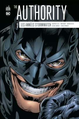 THE AUTHORITY The-authority-les-annees-stormwatch-tome-2-43969-270x406