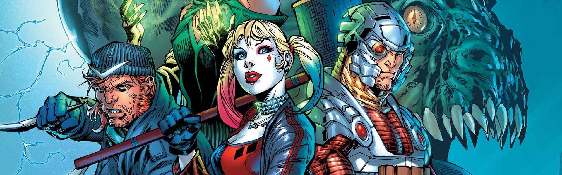 Dans quel comics apparaît pour la première fois la Suicide Squad ?