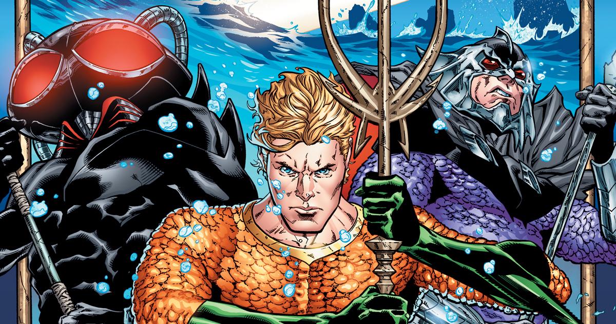 Comment s'appelle le fils illégitime d'Aquaman ?