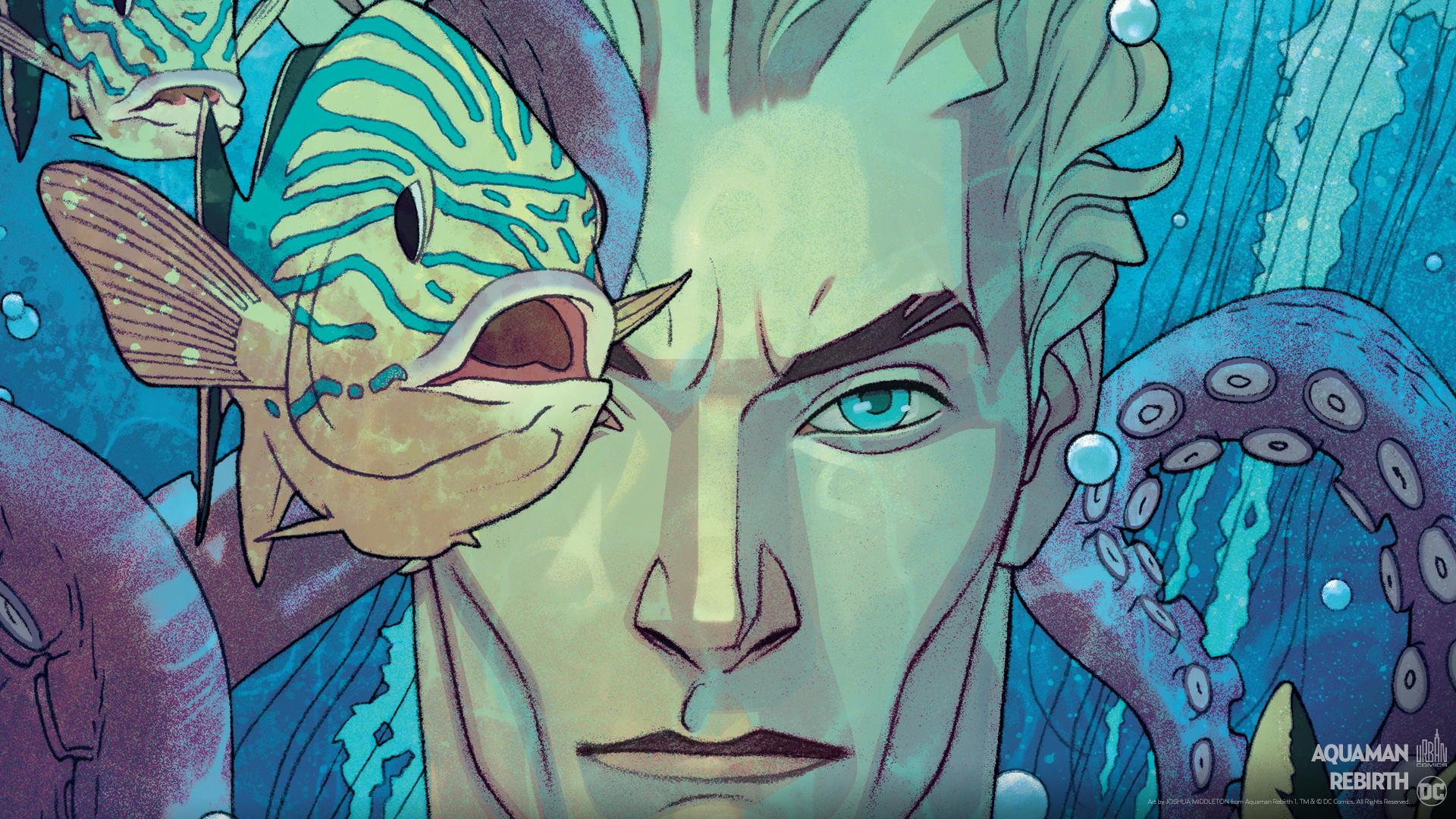 La première apparition d'Aquaman date de novembre 1941, il s'agit de l'épisode :