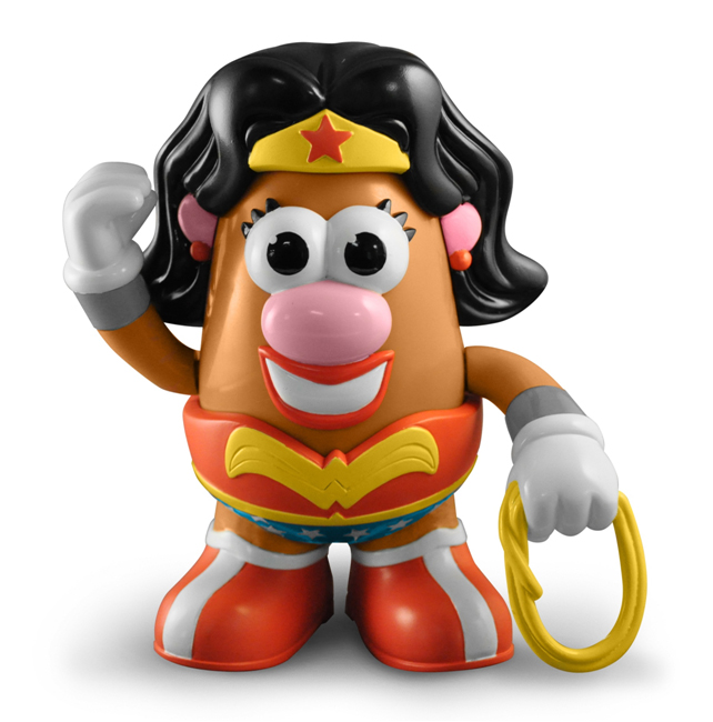 Les super h ros en mr patate urban comics - Monsieur patate toy story ...