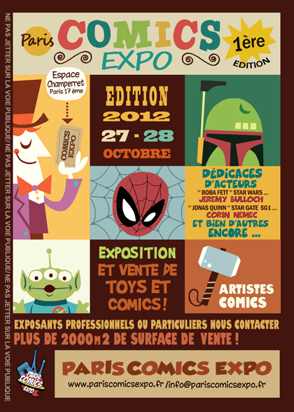 paris comicsexpo