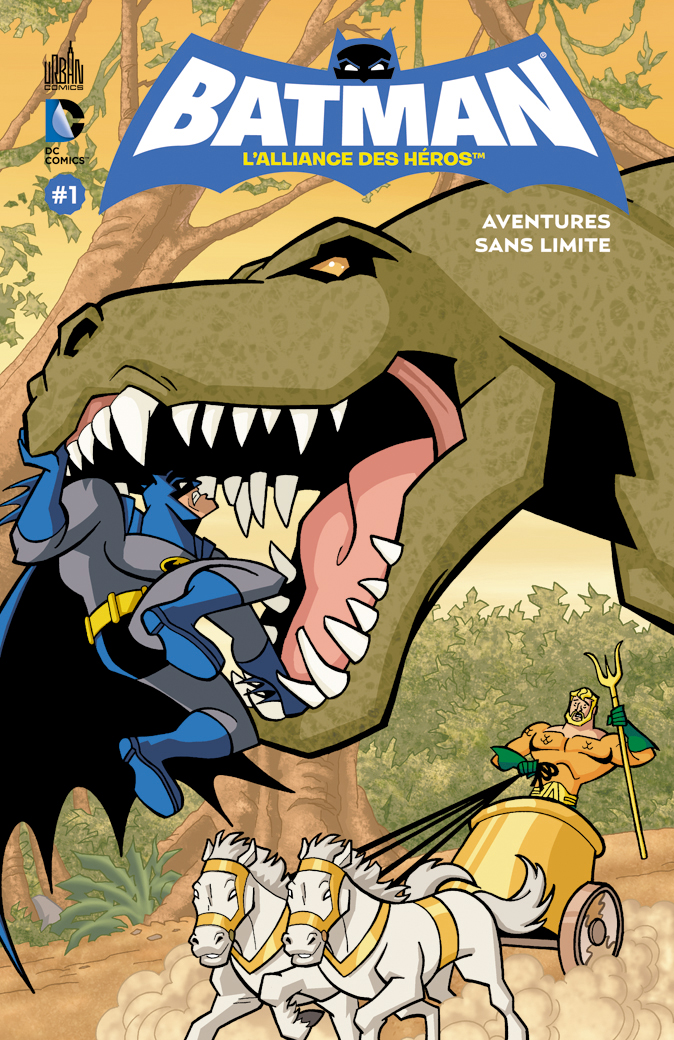 batman brave and the bold