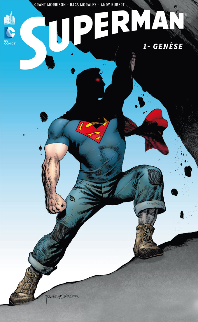 critikcomics    new 52  superman  tome 1