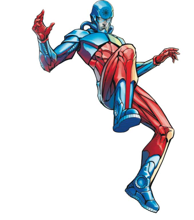 Flash War : John Fox Atom