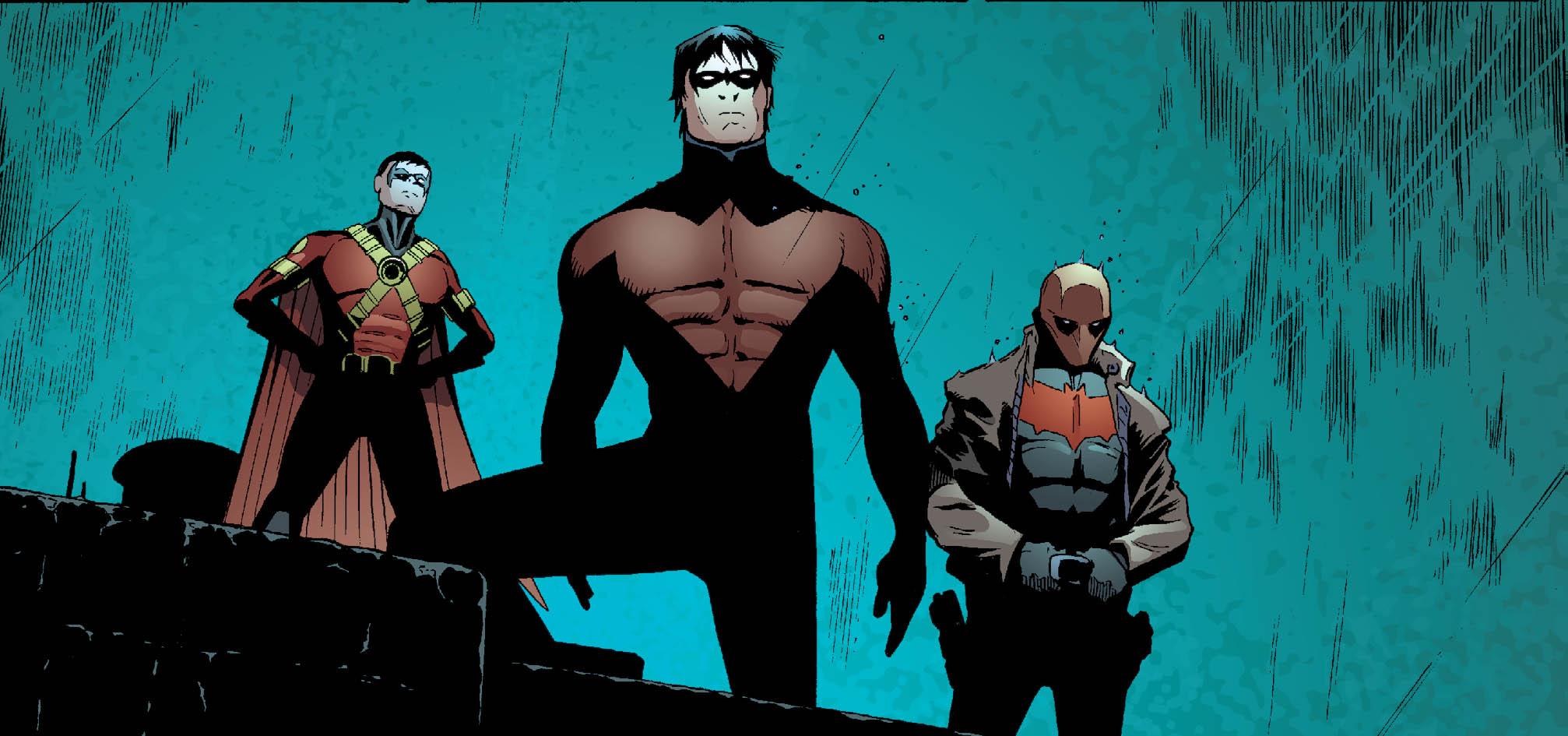 grande sélection nouvelle apparence site officiel Red Hood Spectre du passé - Urban Comics