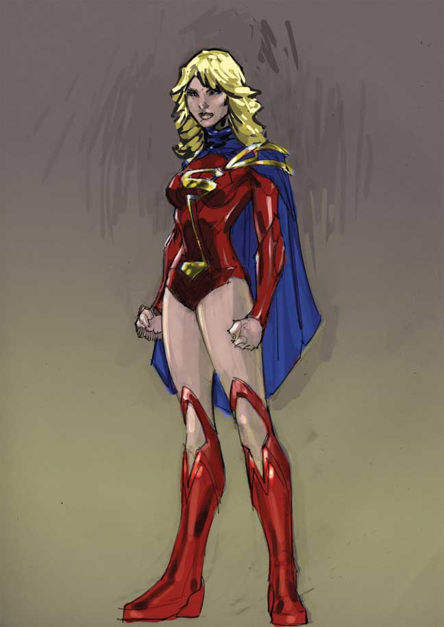 supergirl urban comics