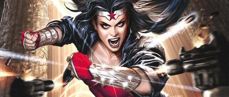Wonder Woman était une princesse guerrière de... ?