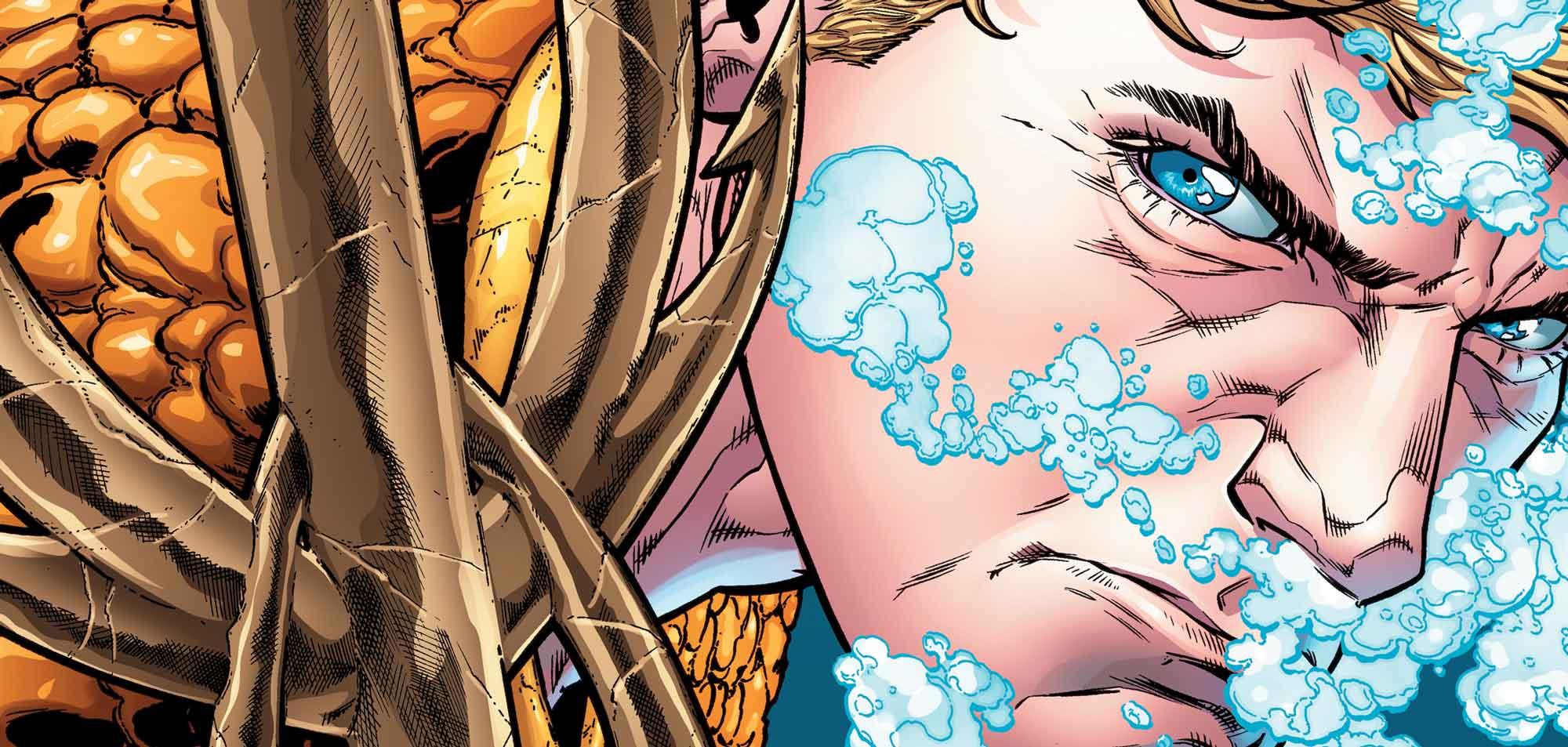 Le trident d'Aquaman peut :