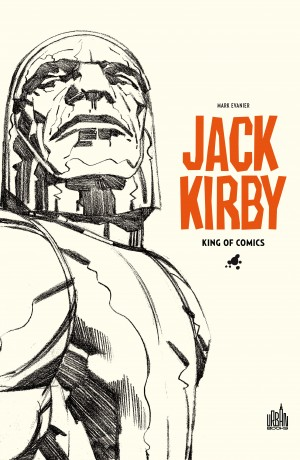 jack-kirby-king-of-comics-par-mark-evanier