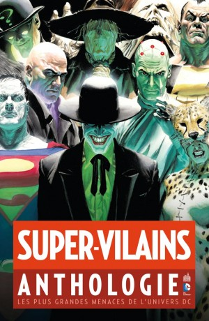 super-vilains-anthologie