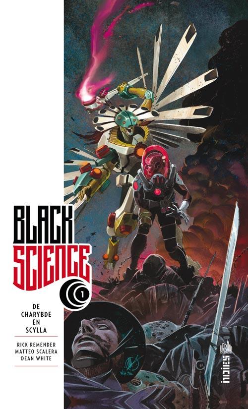 BLACK SCIENCE Tome 1 et 2 | PDF