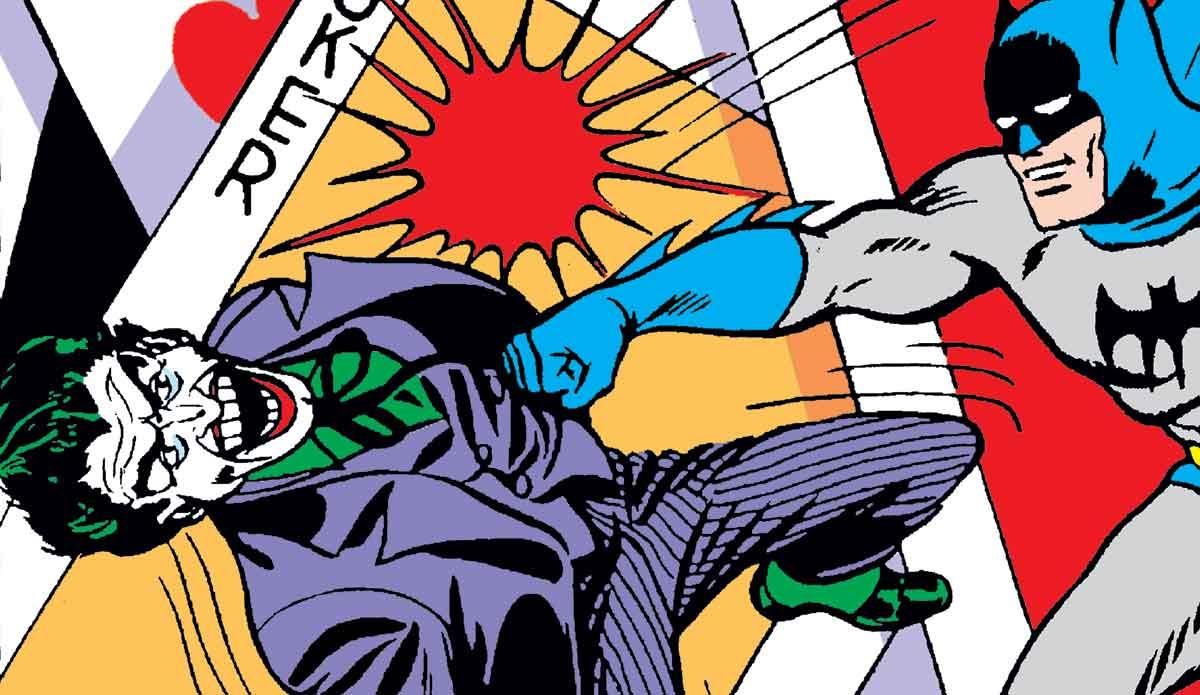 Dans quel épisode sont révélées pour la première fois les origines du Joker ?