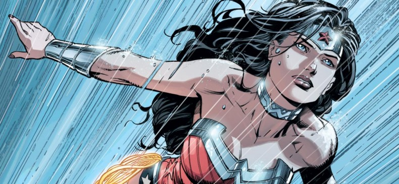 A quelle ligue se joint Wonder Woman ?