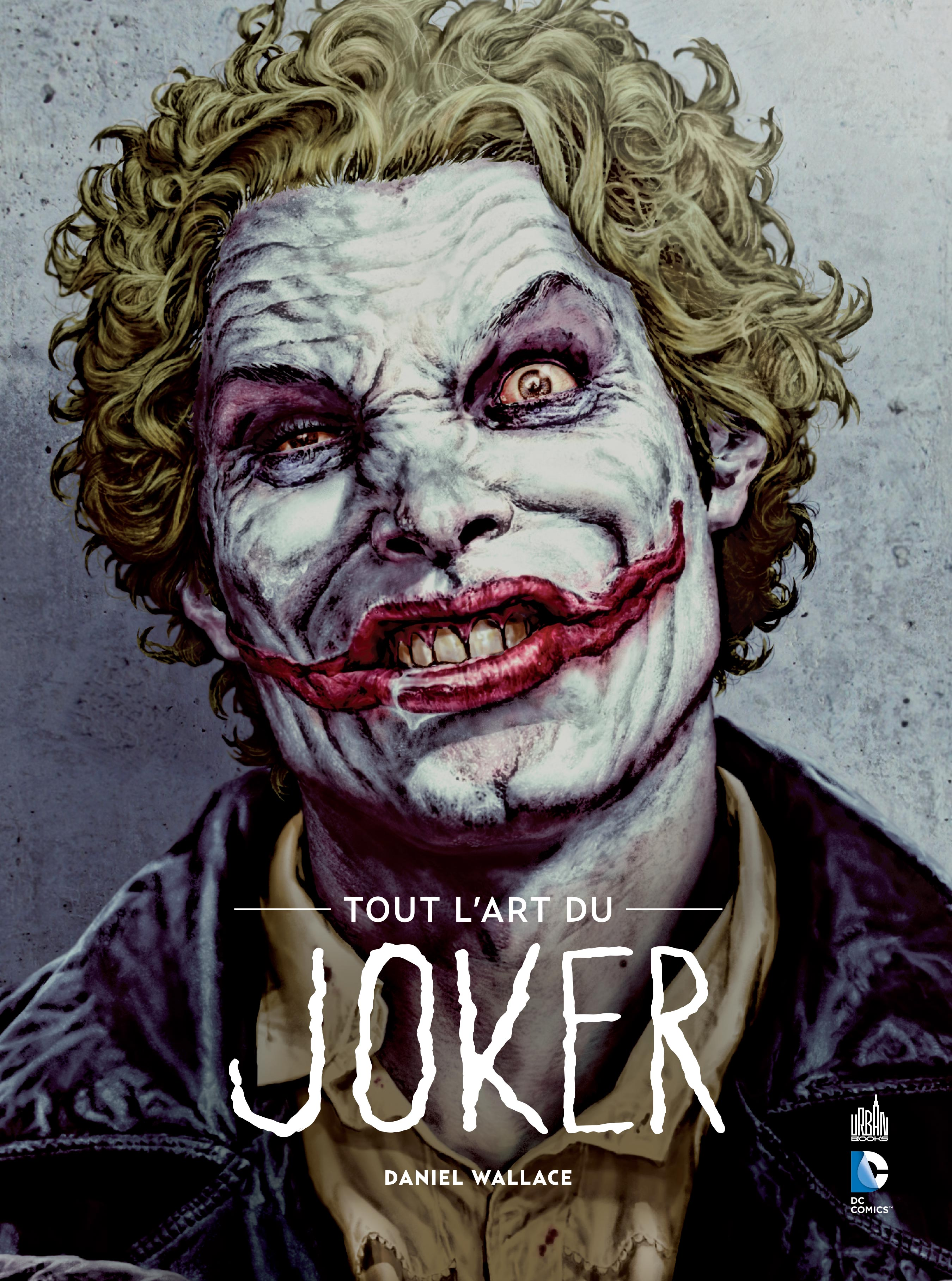 tout l 39 art du jokerurban comics. Black Bedroom Furniture Sets. Home Design Ideas