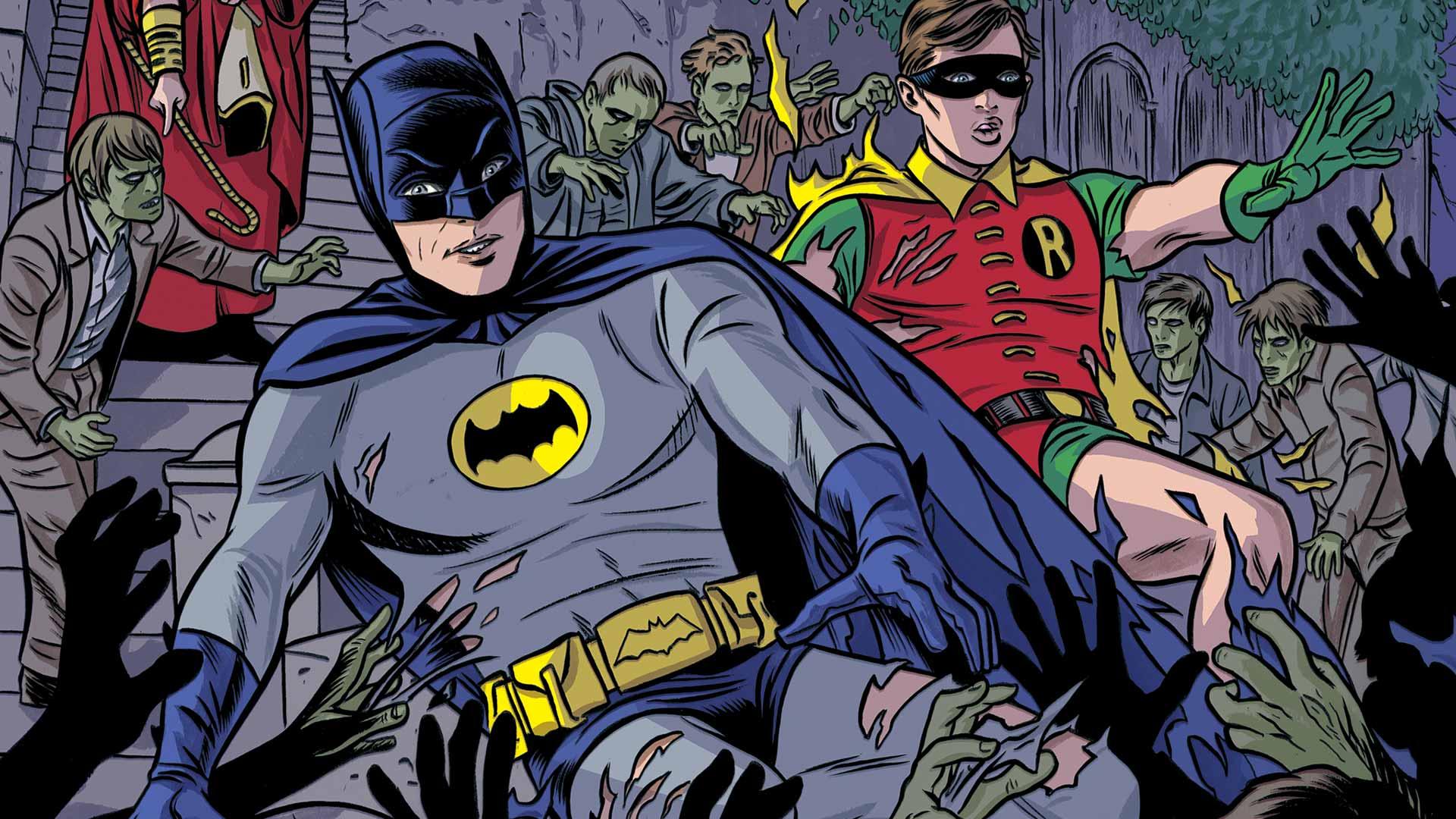 Dans Batman 66, qu'a refusé l'acteur Cesar Romero, interprète du Joker ?