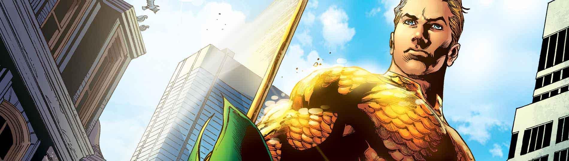 Aquababy est le bébé d'Aquaman et de Mera. Aujourd'hui, Aquababy est :
