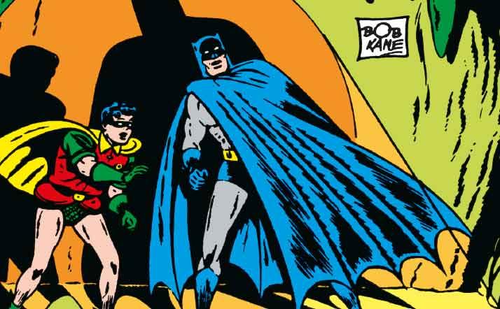 La Batcave se situe à :