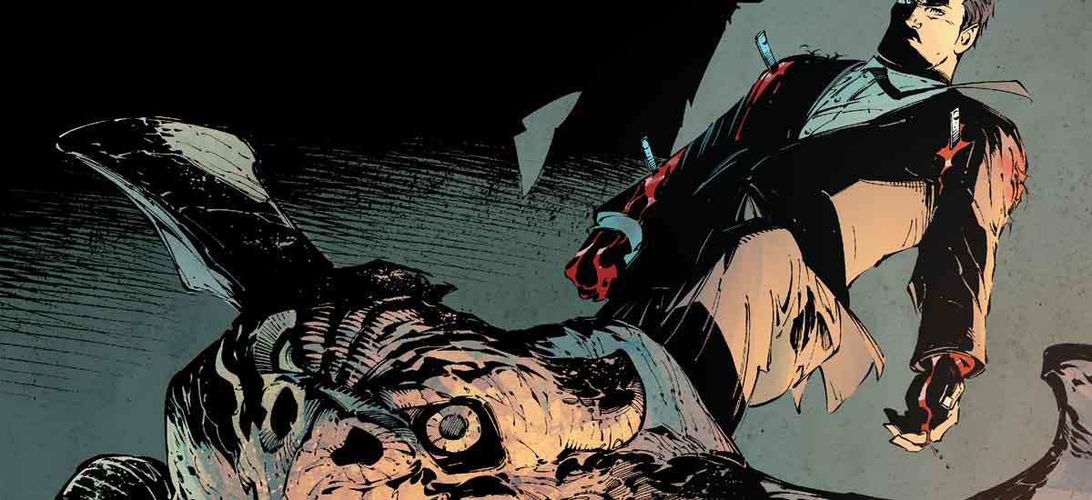 Bruce Wayne vient de :