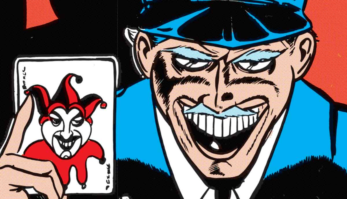 Dans quel comics est apparu le Joker ?