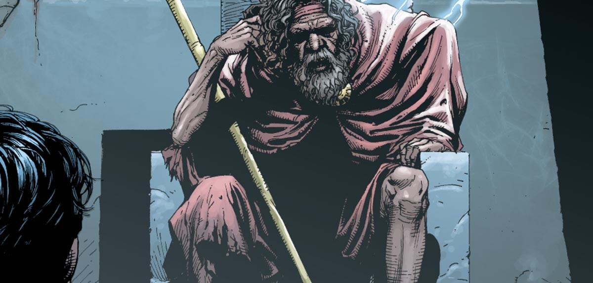 Comment s'appelle le repère du sorcier Shazam ?
