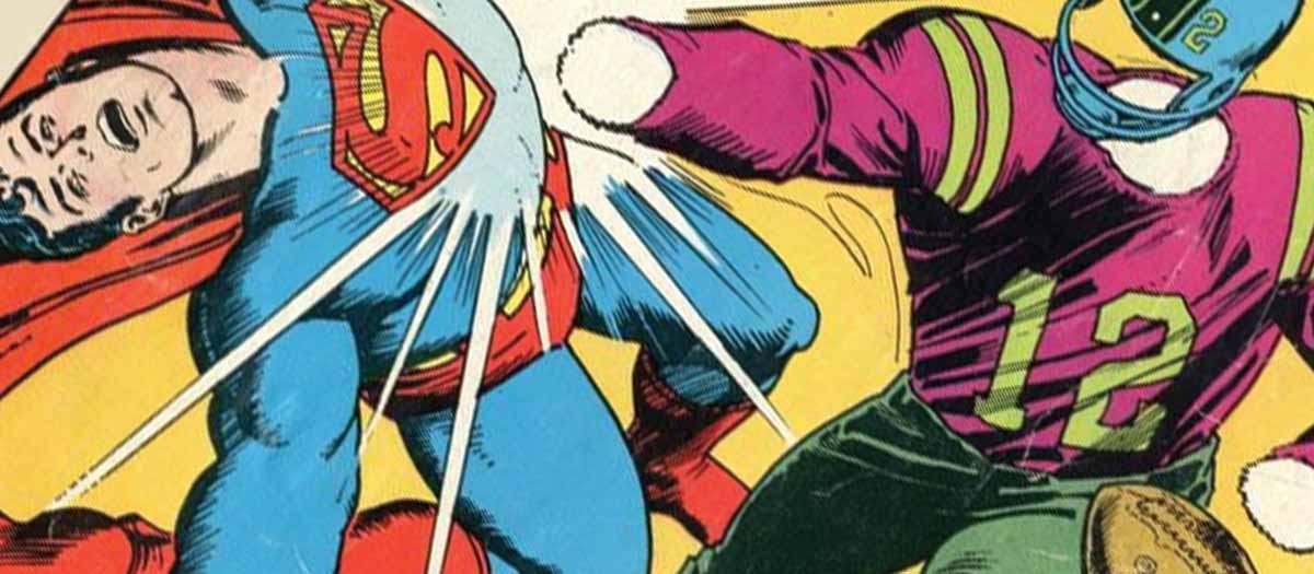 Stan Lee a travaillé pour DC Comics.
