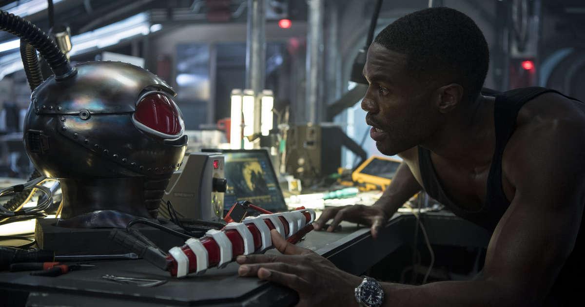Quel acteur incarne Black Manta dans le film de James Wan?