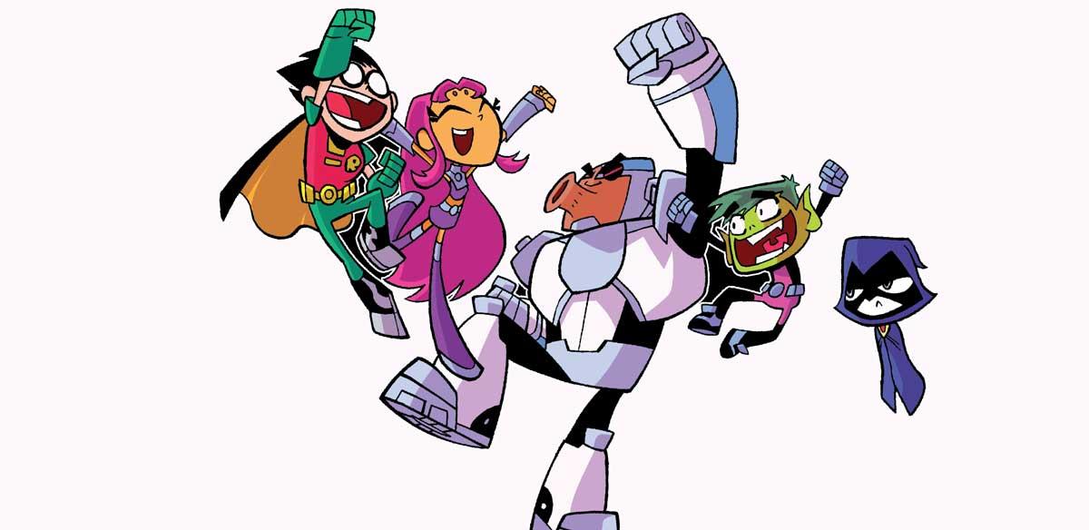 Quel membre des Teen Titans a le pouvoir de se transformer en animal ?