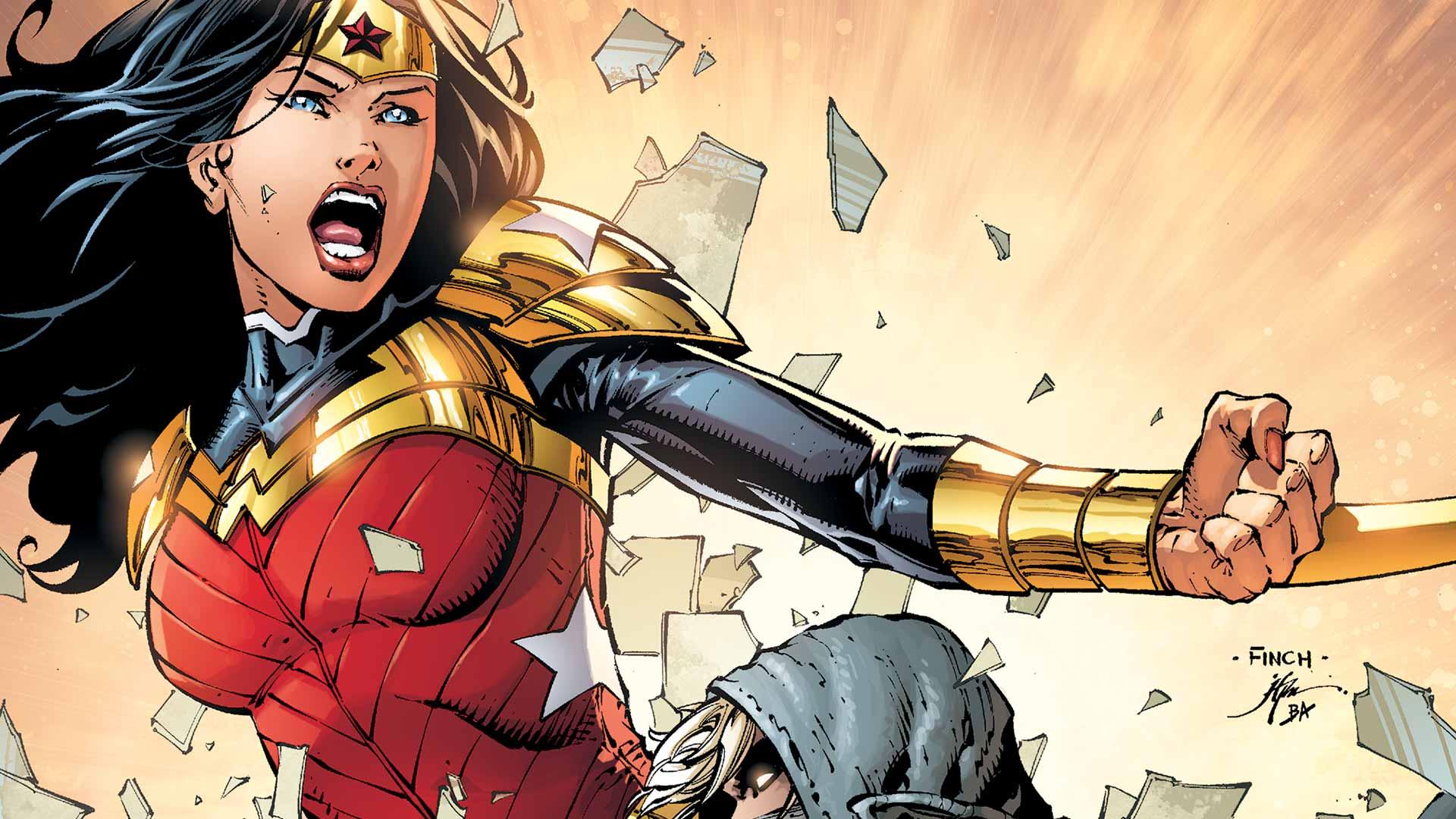 Qui est la mère de Wonder Woman ?
