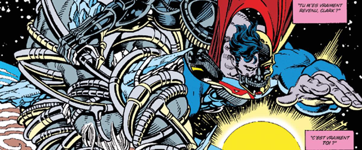 Justice League Rebirth Doomsday Le Jugement Dernier Urban Comics