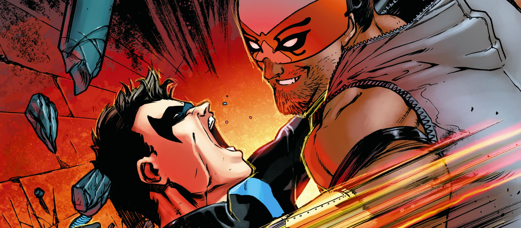 Lequel de ces emplois Nightwing n'a jamais exercé ?