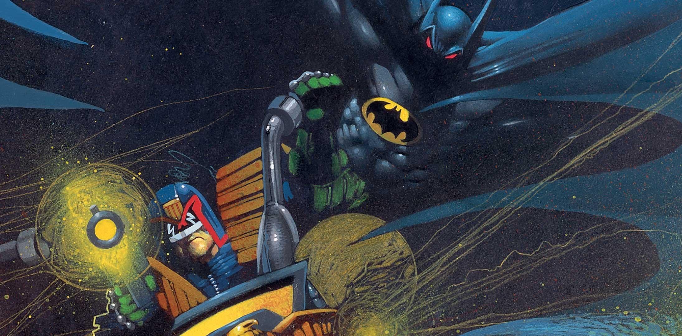 Batman rencontres quiz