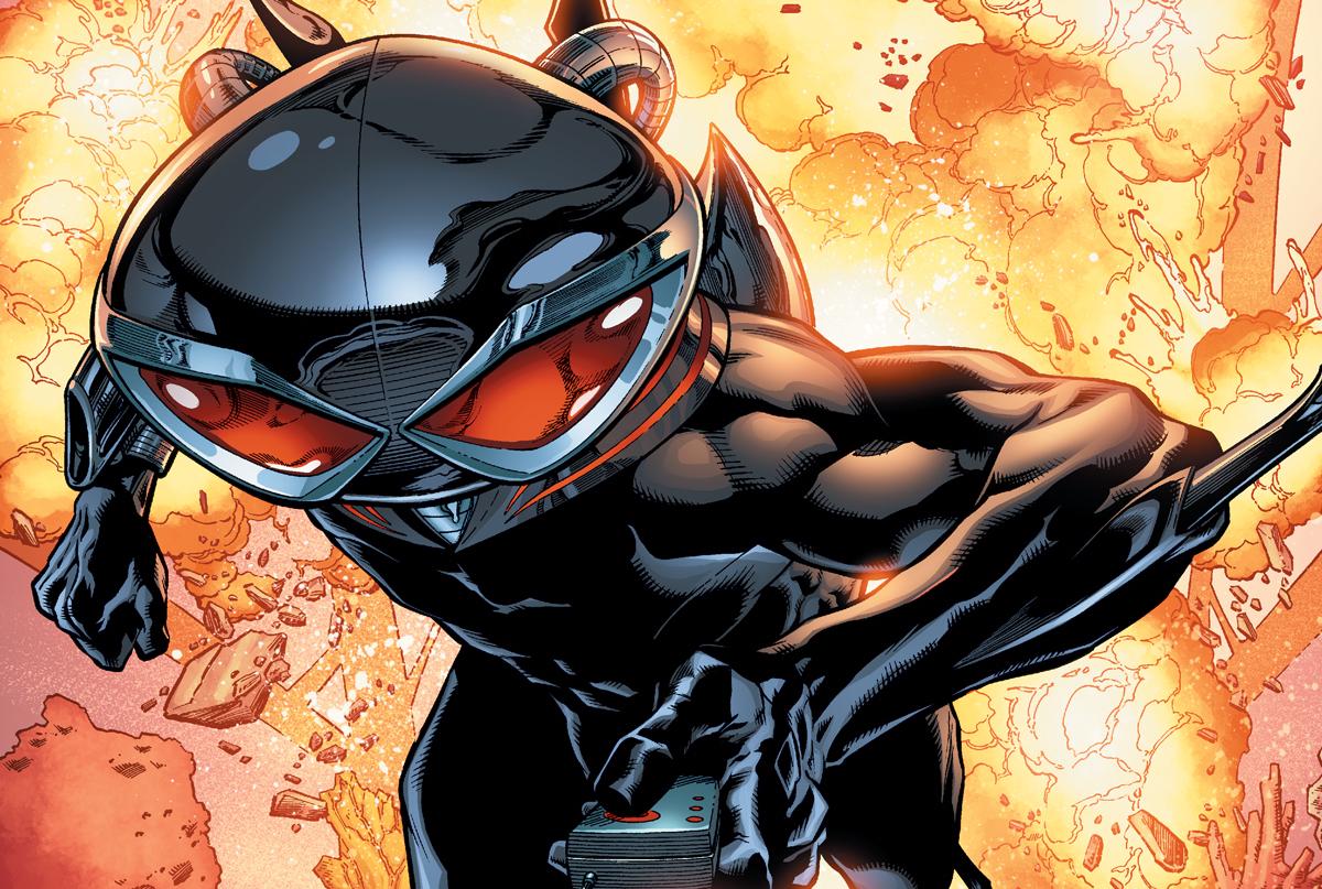 De qui Black Manta est-il aussi le pire ennemi ?